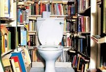 Library Art - Libraries / Unusual libraries from around the world - http://www.richvens.co.uk