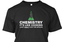 Science T-shirts / Nice collection of funny and humorous Science t-shirts