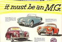 Classic MG Madness / Vintage British MGs - http://www.richvens.co.uk