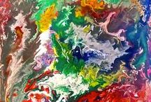 Abstract art by Stuart / Abstract Art