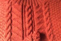 Ganseys - Guernseys - Knit Sweaters / My collection of handmade Ganseys