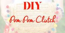 DIY PROJECTS / Create your own items for less using your imagination and creativity.