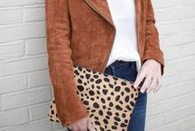 FALL STYLE / Style Inspiration for Fall Fashion and Trends.