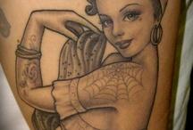 Tattoos / by Kelly McCarthy
