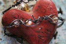 ♥ CORAZONES♥ HEART♥ / by ❀FABY❀ LA SHULA