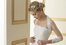 My lovely Brides / Un escaparate de excelentes trajes y complementos para tu boda, Tenemos taller de Alta Costura para que vistas exclusiva en tu gran dia,con diseños propios ó con el tuyo, garantizamos tu satisfaccion.