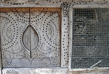 Hmyzí domečky v uměleckém pojetí