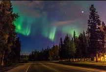 Aurora Borealis (Northern Lights) / by uafsummer