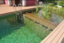 Přírodní koupací jezírka a bazény / Inspirace, jak mohou vypadat přírodě bližší bazény na zahradu.