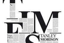 Typography / Typografie