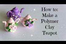 Polymer Clay Tutorials / by Juanita Reader