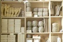 Fibras naturales / Ábbatte, utiliza fibras naturales como algodón, lino, seda, lana, merino, cashmere y alpaca.