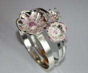 Designer Vera Bublyk / Jewelry design, jewelry making, stone setting