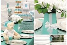 Baby Shower Party {Boy}