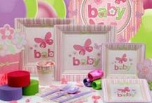 Baby Shower Party {Girl}