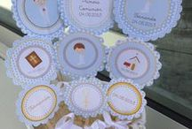 Communion / Kommunion {Party Ideas}