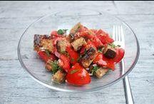 Dobroty ze zahrady - Babí léto / Co dobrého můžete připravit či uvařit z ovoce a zeleniny ze zahrady na sklonku léta.