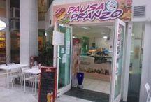 La cucina napoletana di Pausa Pranzo / Pausa Pranzo centro direzionale Napoli isola E3