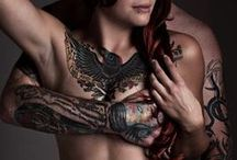 WOMAN - BEAUTY & TATTOO / BEAUTY & TATTOO