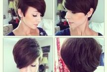 Hair style / by Annie Letendre
