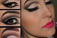 makeup / ..