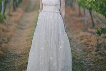 wedding dress / Aライン ベルライン ハートカット ノースリーブでシースルー ビスチェっぽく見える レース  その他、可愛いと思ったドレス♡