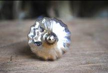 Mercury Glass & Crystal Furniture Knobs & Pulls / Mercury Glass & Crystal Knobs & Pulls All About That Bling