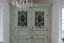 Painted Furniture / Painted Vintage, Mid Century Modern Furniture