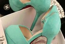 Fresh Mint / Express yourself with this Fresh mint colour whether it is shoes, fashion or Jewellery.
