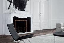 Exteriors & Interiors / Architecture and interior design, minimal,  monochrome and simply beautiful