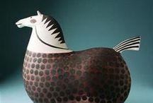 Horses / inspiration for sculptures