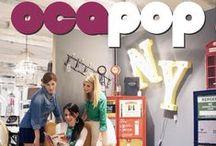 Revista OcaPop: Edições