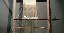 Weave / Weaving and looms