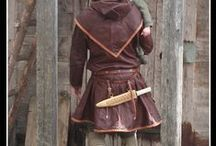 Viking Men and Boys / Vendel and Viking Age Mens Garb and Fittings, for Johan and Attila <3