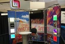 Tradeshows / Our trade shows we attend