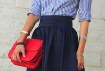 moda - dicas / detalhes / tendências / O que eu acho ser moda.
