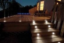 {Garden} Decking / Wooden and composite decking