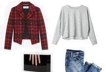 Dream wardrobe / Fashion clothes