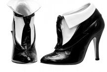 Shoes. Heels. Boots.