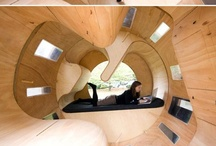{Room} Timber Rooms & Spaces / Wooden interiors