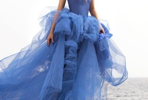Blue Style / Colors, fashion designers, models, pictures, beauty, photography