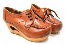 {Fashion} Wood fashion / Wood used in shoes, clothing and accessories