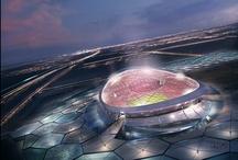 {Architecture} Stadia / Sports stadia, worldwide