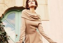 Beige Style / Beige clothes, style, fashion, dresses, skirts, pants, coats