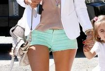 Mint Style / Mint color, clothes, style, fashion, style ideas, summer clothes