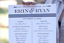 Wedding bliss / by Erin Roumeliote