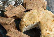 Fromages végétaux - vegan cheese