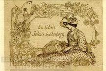 Exlibris / Bookplates - German / deutsch