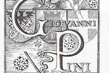 Exlibris / Bookplates - Italian / Bookplates (exlibris) made by Italian artists and/or for Italian owners