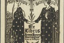 Exlibris / Bookplates - religious